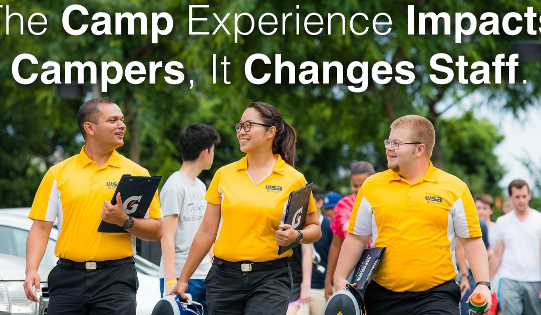 Summer Camp & Other Seasonal Staff Training Ideas