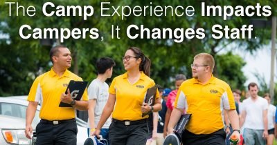 Training summer camp and seasonal staff. Camp staff training tips and ideas.