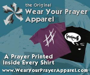 Wear Your Prayer Apparel