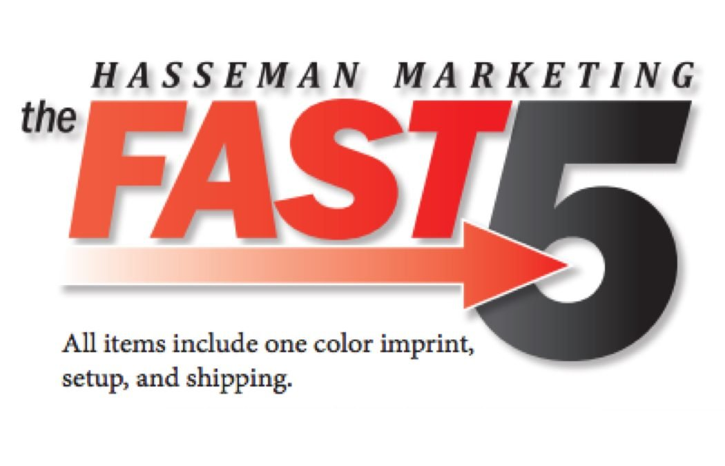 Big Savings Made Simple On Promotional Products With The June Fast Five